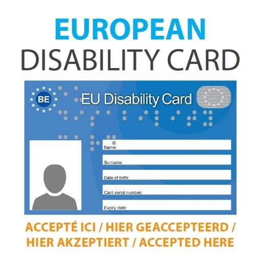 European Disability Card